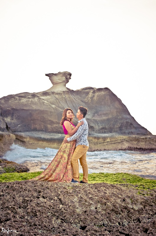 Kapurpurawan Prenup Photos