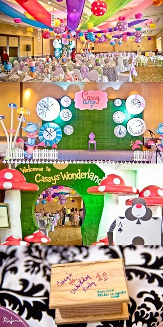 Kiddie Party Event Stylist