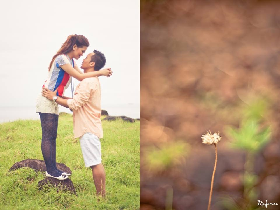 Engagement Session  Capones Island, Zambales
