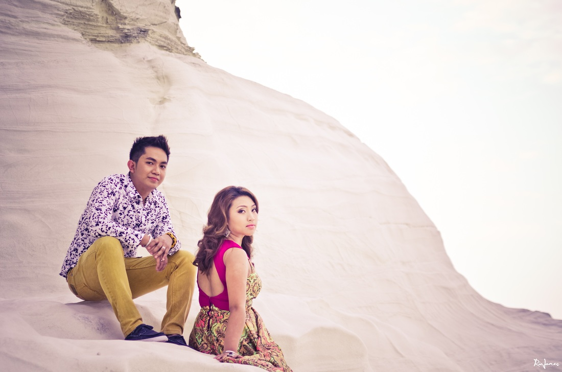 Engagement Photo Shoot Ilocos