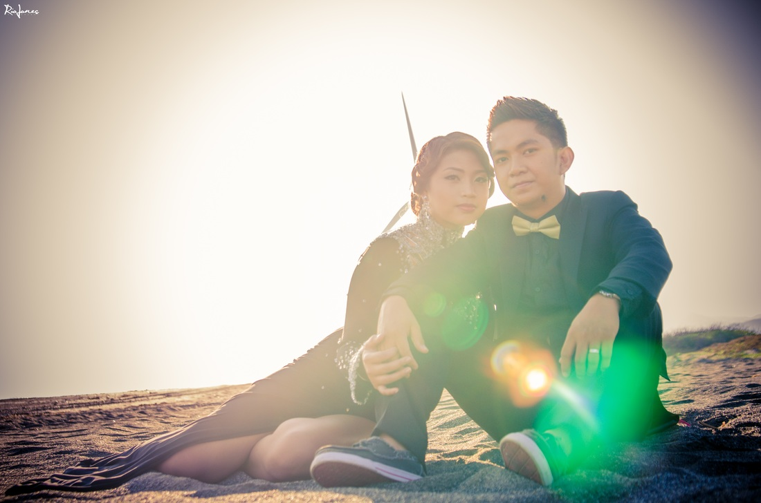 Ilocos Prenup Photo Shoot