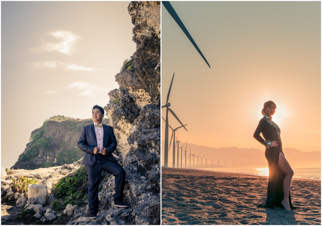 Ilocos Engagement Session