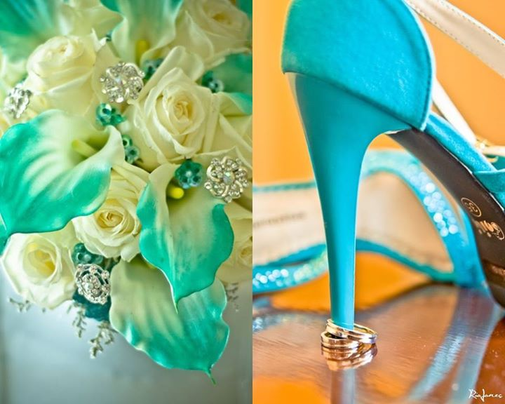Wedding Shoes Wedding Ring